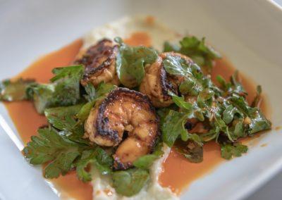 Cast Iron Kauai Shrimp In Oil