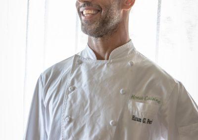 Chef Hiram