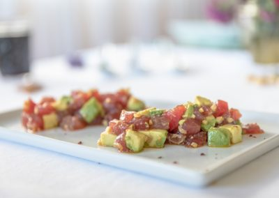 Ahi & Avocado